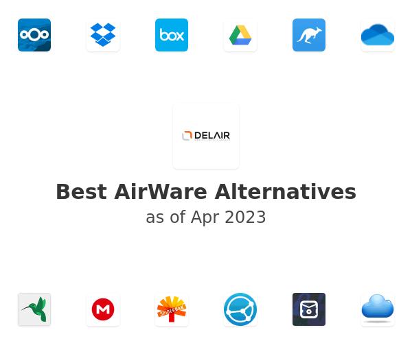 Best AirWare Alternatives
