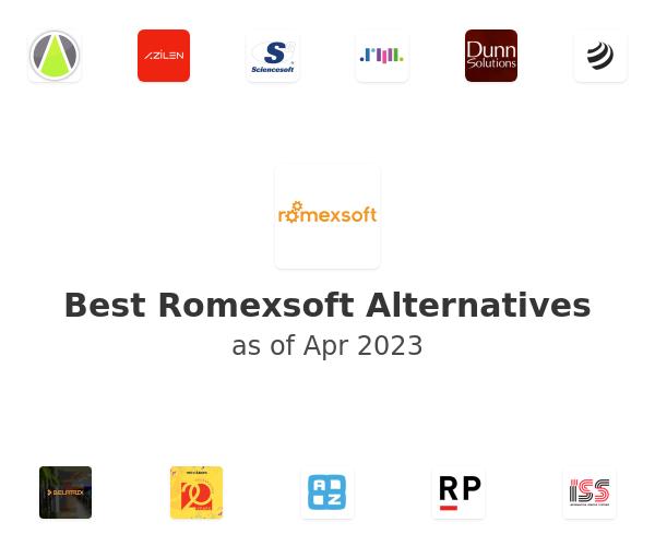 Best Romexsoft Alternatives