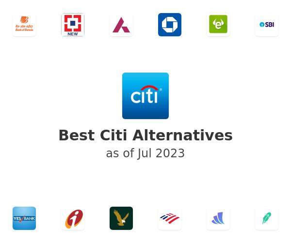 Best Citi Alternatives