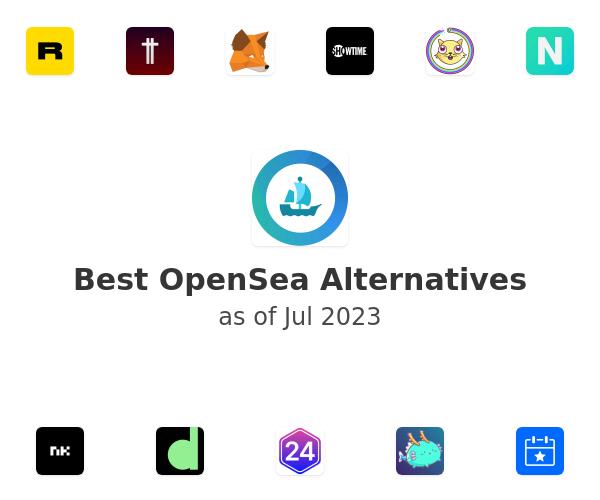 Best OpenSea Alternatives