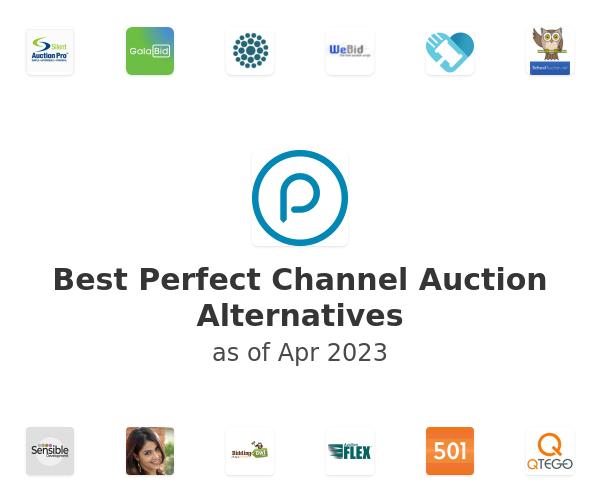Best Perfect Channel Auction Alternatives