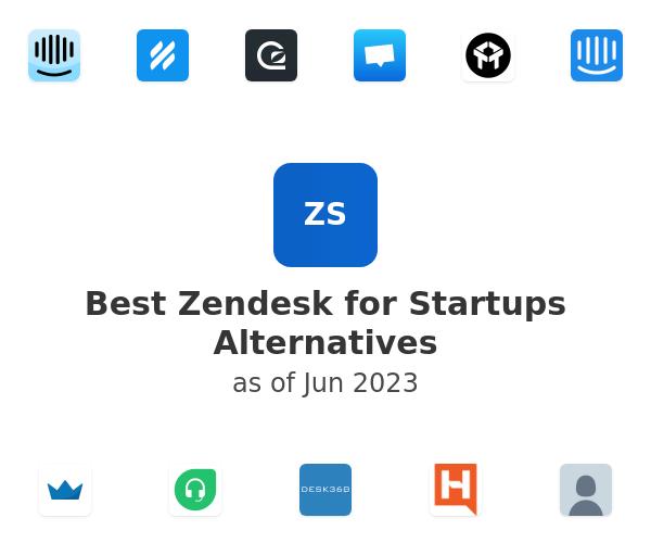Best Zendesk for Startups Alternatives