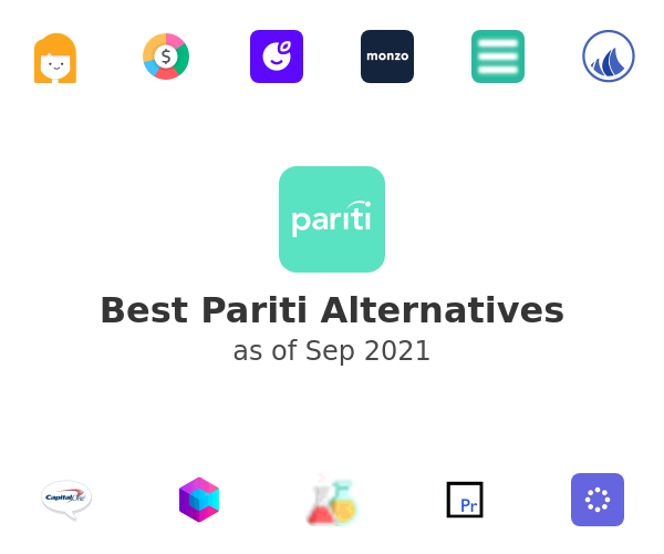 Best Pariti Alternatives