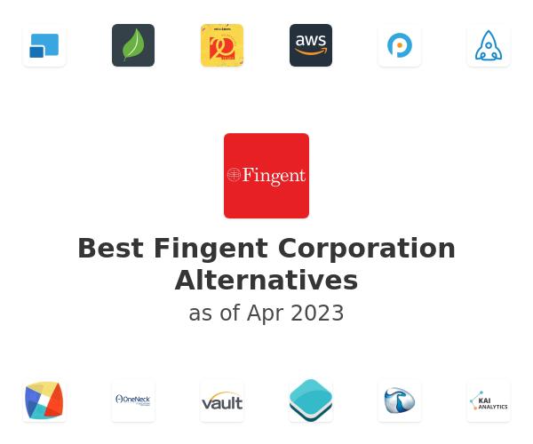 Best Fingent Corporation Alternatives