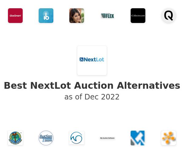 Best NextLot Auction Alternatives