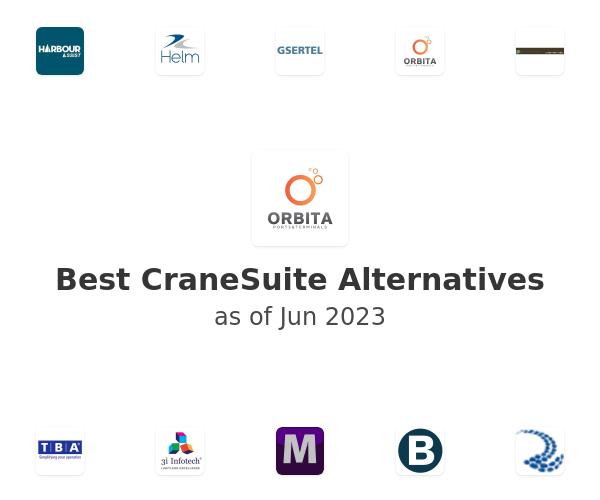 Best CraneSuite Alternatives