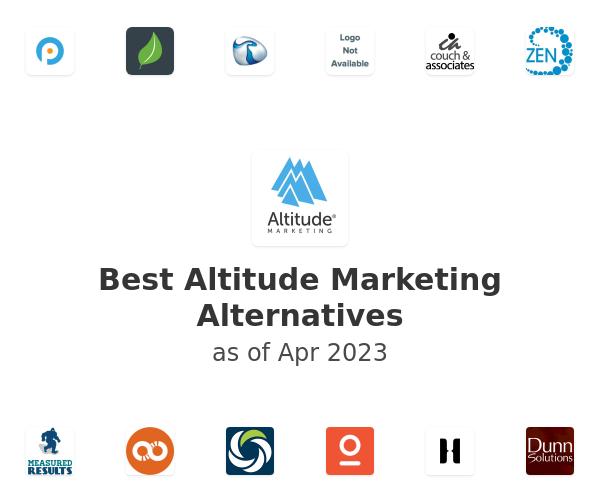 Best Altitude Marketing Alternatives