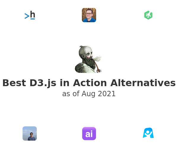Best D3.js in Action Alternatives