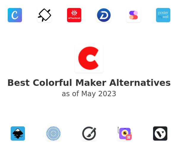 Best Colorful Maker Alternatives