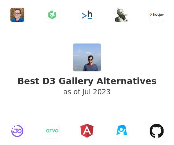 Best D3 Gallery Alternatives