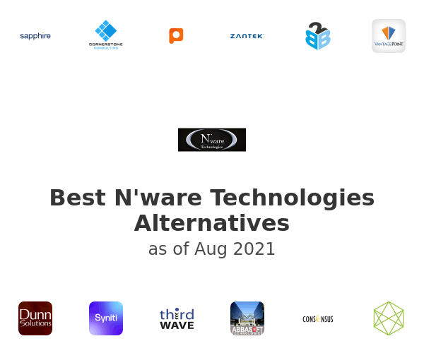Best N'ware Technologies Alternatives