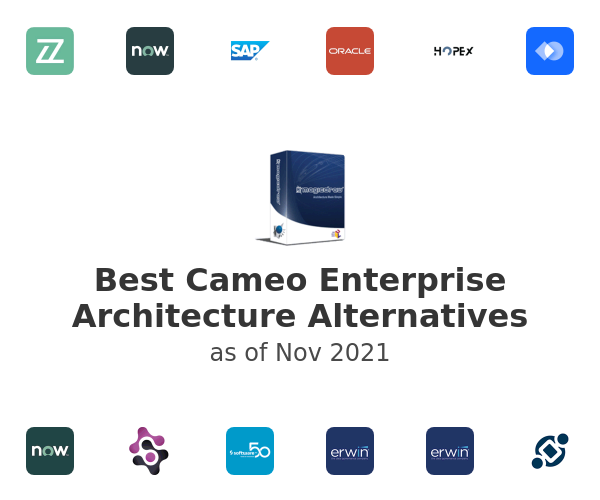 Best Cameo Enterprise Architecture Alternatives