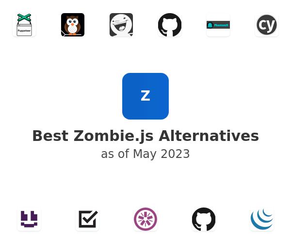 Best Zombie.js Alternatives