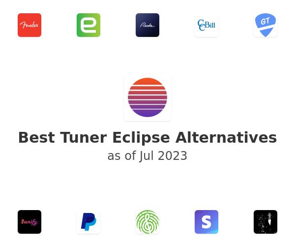 Best Tuner Eclipse Alternatives