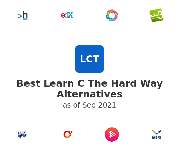Best Learn C The Hard Way Alternatives
