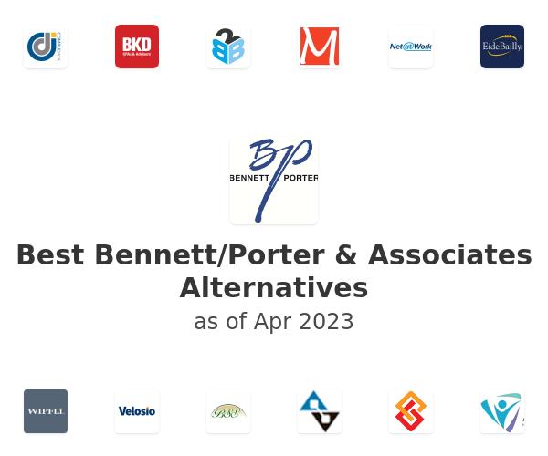 Best Bennett/Porter & Associates Alternatives