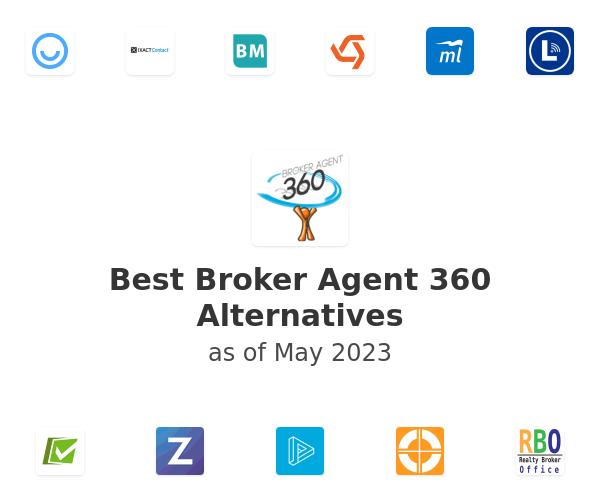 Best Broker Agent 360 Alternatives
