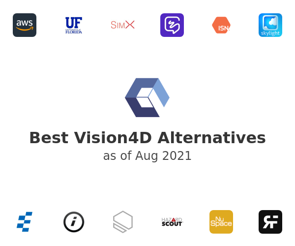 Best Vision4D Alternatives