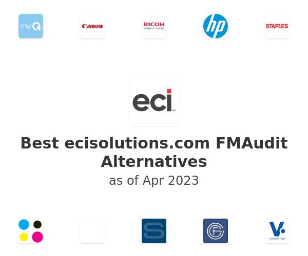 Best FMAudit Alternatives
