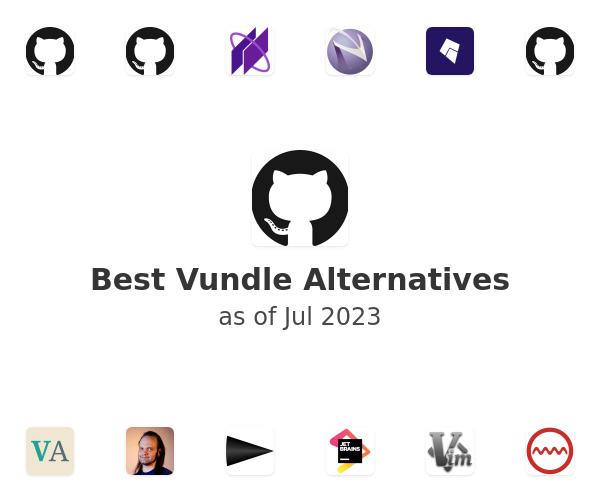 Best Vundle Alternatives