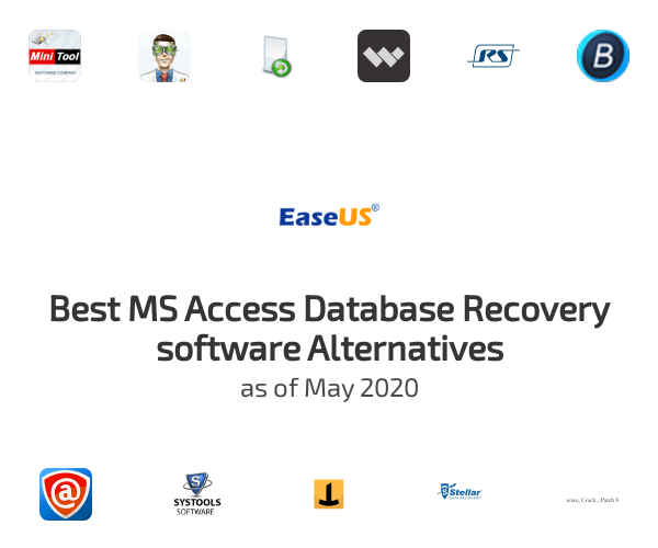 Best MS Access Database Recovery software Alternatives
