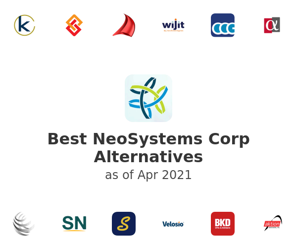 Best NeoSystems Corp Alternatives