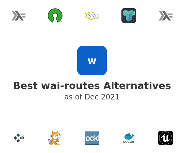 Best wai-routes Alternatives
