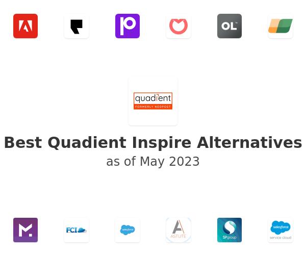 Best Quadient Inspire Alternatives
