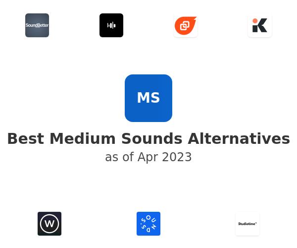 Best Medium Sounds Alternatives