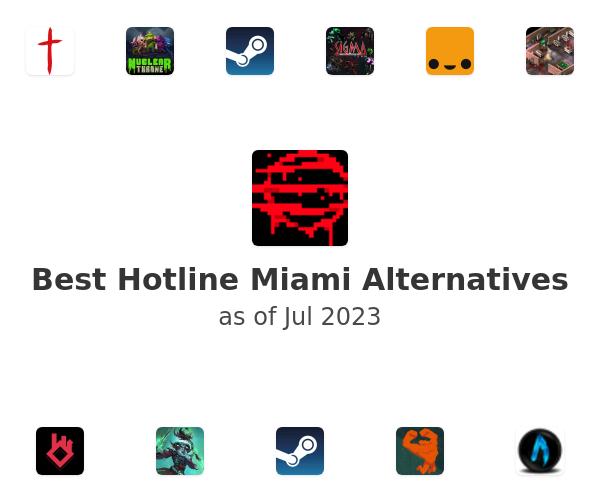 Best Hotline Miami Alternatives