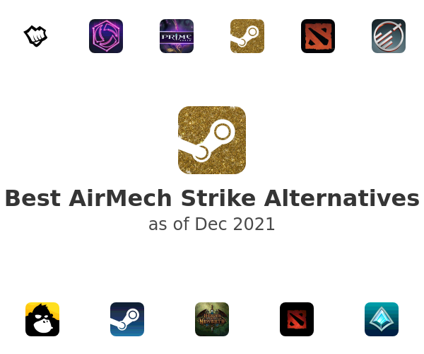 Best AirMech Strike Alternatives