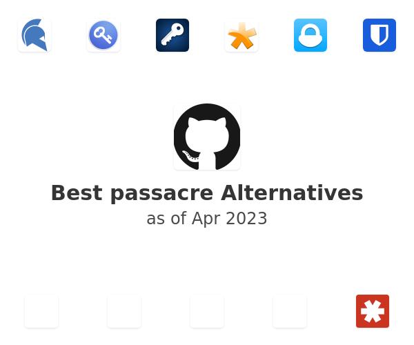 Best passacre Alternatives