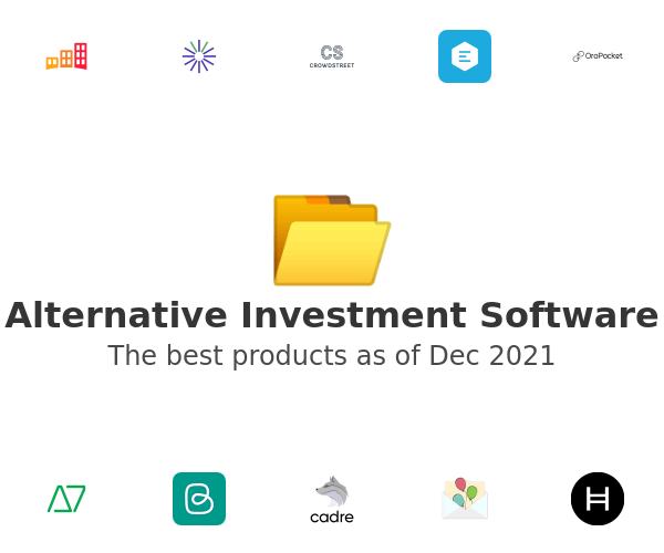 Alternative Investment Software