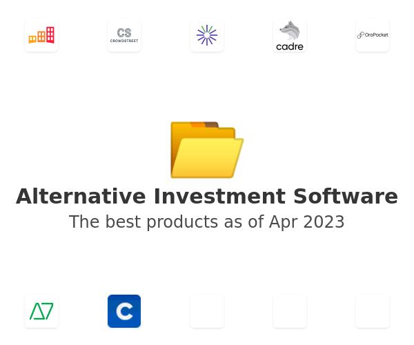 Alternative Investment Software