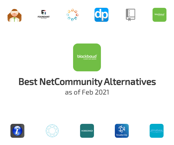 Best NetCommunity Alternatives