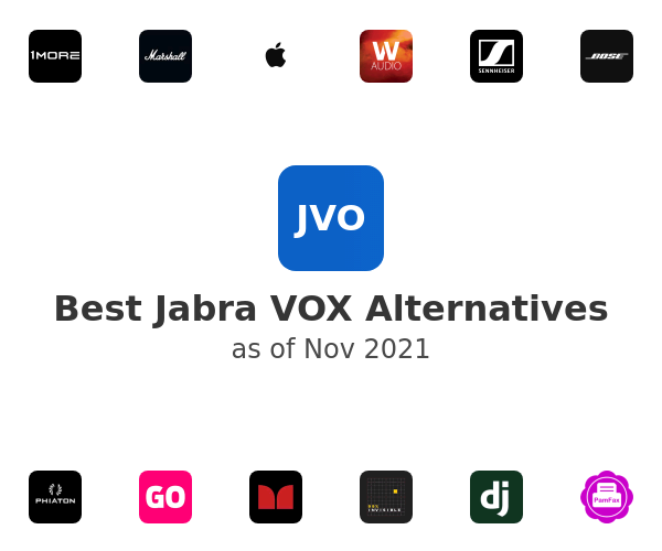 Best Jabra VOX Alternatives