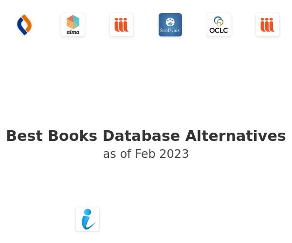 Best Books Database Alternatives