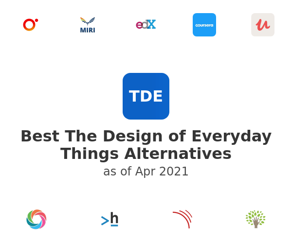 Best The Design of Everyday Things Alternatives
