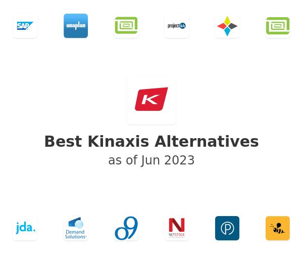Best Kinaxis Alternatives