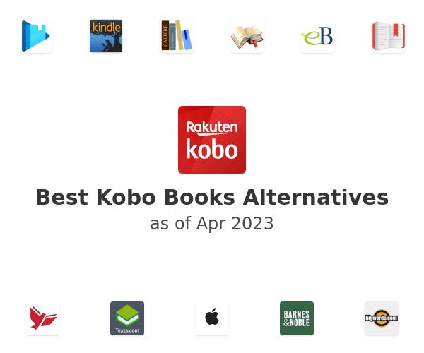 Best Kobo Books Alternatives