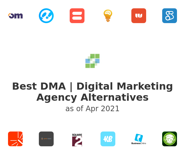 Best DMA | Digital Marketing Agency Alternatives