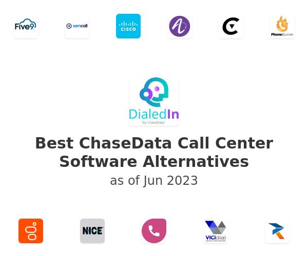 Best ChaseData Call Center Software Alternatives