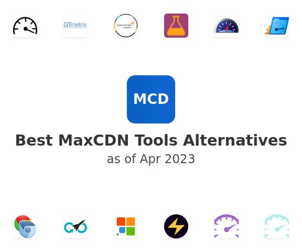 Best MaxCDN Tools Alternatives