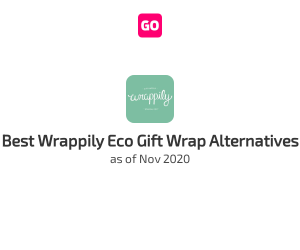 Best Wrappily Eco Gift Wrap Alternatives