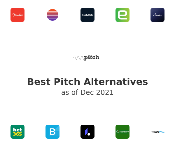 Best Pitch Alternatives