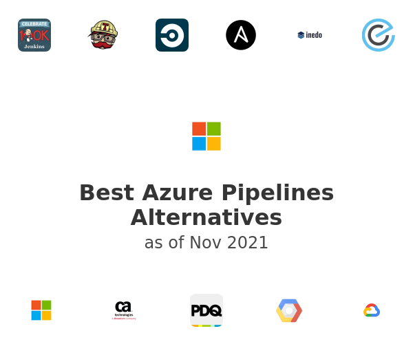 Best Azure Pipelines Alternatives