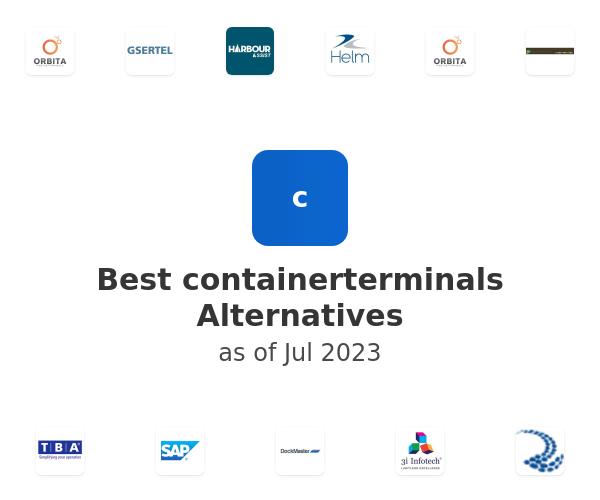 Best containerterminals Alternatives
