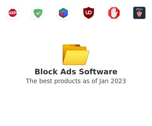 Block Ads Software