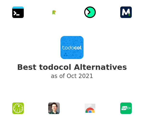 Best todocol Alternatives