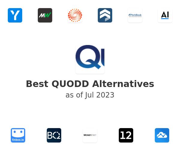 Best QUODD Alternatives